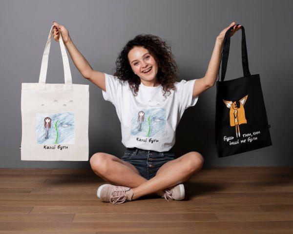 Еко сумка «Лисичка»