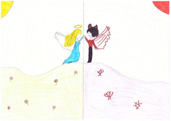 Реглан «Ангели»