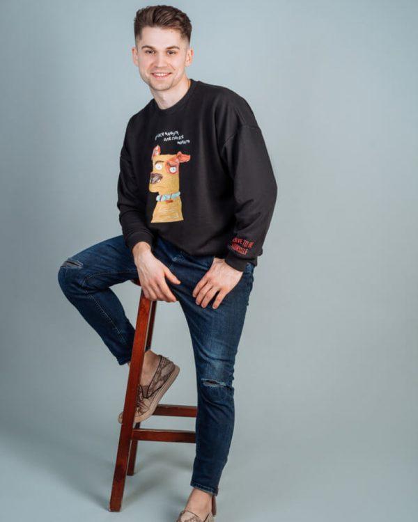 Sweatshirt «Doggie»