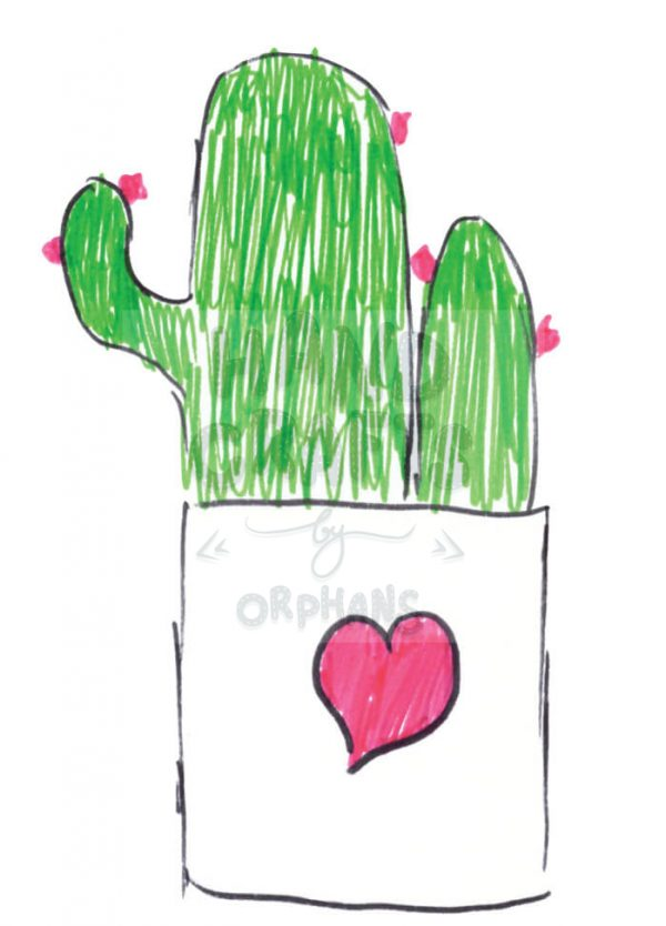 "Print for application ""Cactus"""