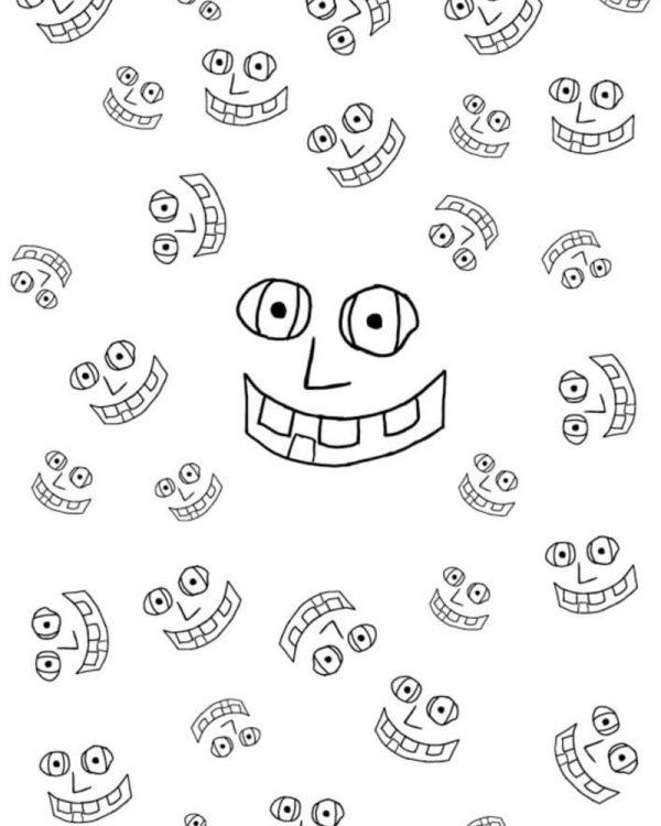 "Print for application ""Smile"""